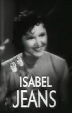 Isabel Jeans in Tovarich trailer.jpg