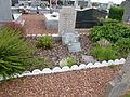 Isbergues (Pas-de-Calais) cimetière, sépulture des militaires français.JPG