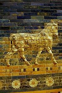 На вавилон музея пергамон берлин
