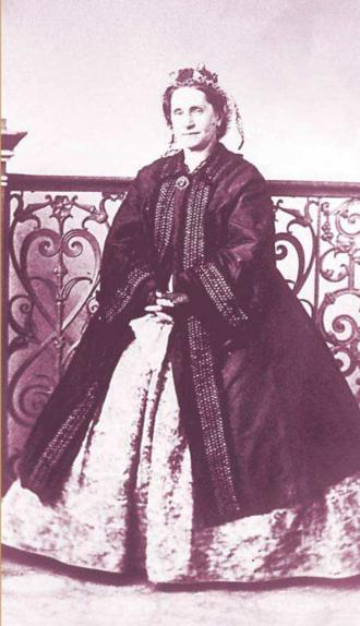 Isidora Zegers - Isidora Zegers (1865)