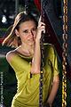 Iva Grijalva Pashova in yellow 06.jpg