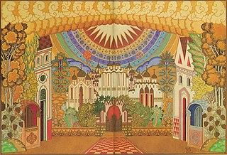 <i>The Legend of the Invisible City of Kitezh and the Maiden Fevroniya</i> opera