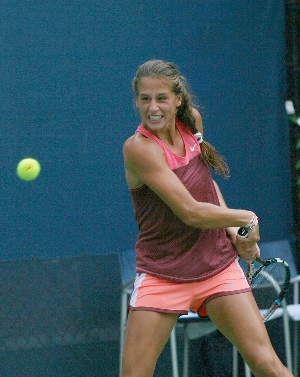 Ivana Jorović at the 2013 US Open 2
