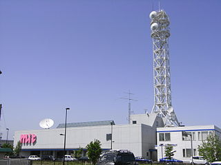 Iwate Menkoi Television Television station in Iwate Prefecture, Japan