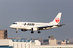 J-Air, ERJ-170, JA221J (24080938461).jpg