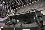 JGSDF Type 12 SSM launcher unit(04-0604, launch mode) windshield at Niconico chokaigi April 28, 2018.jpg