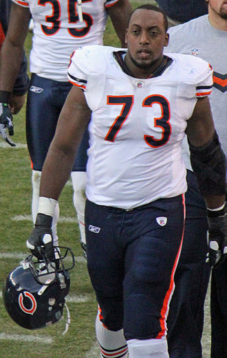 J'Marcus Webb - Webb with the Chicago Bears