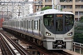 JR西日本225系电力动车组