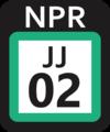 JR JJ-02 station number.png