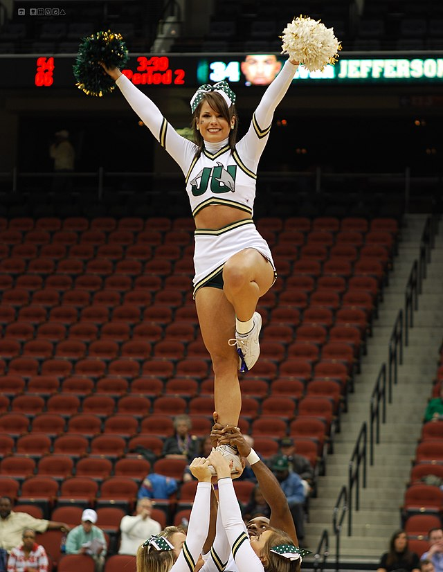 Cheerleader louisville scandal sex university