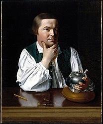 John Singleton Copley: Paul Revere