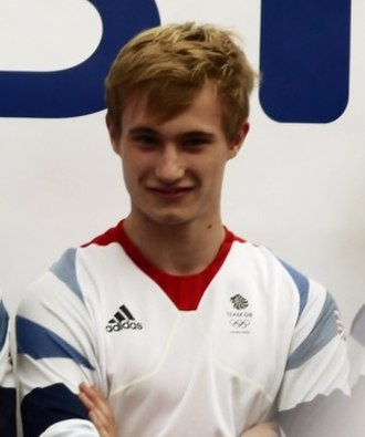 Jack Laugher - Jack Laugher in 2012