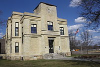 Jackson County Wisconsin Courthouse March 2012.jpg