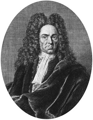 Jacob Leupold - Jacob Leupold (1674-1727)