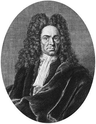 Jacob Leupold - Jacob Leupold (1674-1727)