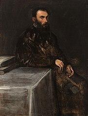 Portrait of aMan