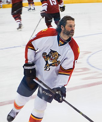 Jagr with the Panthers in 2016 Jagr Panthers.jpg