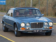 Jaguar XJ I Series I