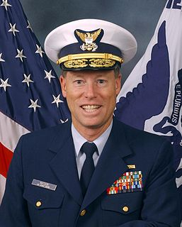 James A. Watson United States Coast Guard Rear Admiral