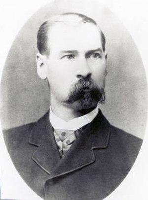 Nicholas Porter Earp - James Earp
