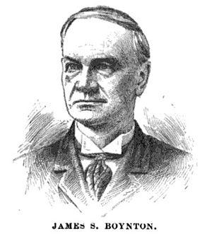 James S. Boynton - Image: James S. Boynton