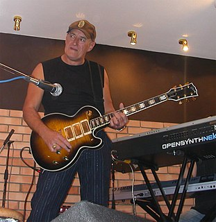Jan Akkerman Dutch guitarist