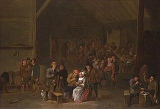 Jan Baptist Nollekens Flemish painter