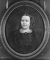 Hendrika Jacoba Stokhuyzen (1816-1872), (echtgenote van ds. Adema van Scheltema)