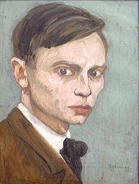 Jan Mankes zelfportret.jpg