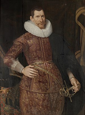 SS Jan Pieterszoon Coen - The ship was named after Governor-General Jan Pieterszoon Coen (1587-1629)