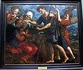 Jan sanders van hemessen, tobiolo con l'aiuto dell'arcangelòo raffaele ridà la vista al padre, 1555.JPG