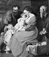 Jan van den Hoecke - Den hellige Familie - KMSsp251 - Statens Museum for Kunst.jpg