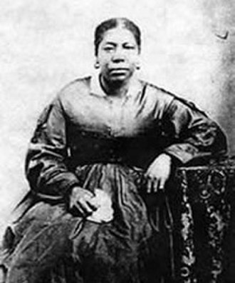 Black people and Mormonism - Image: Jane Elizabeth Manning James