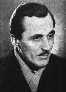Janez Albreht Slovenian theatre actor
