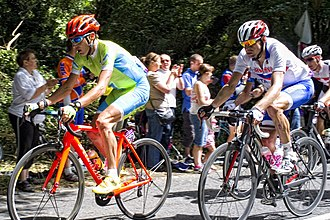 Slovenia at the 2012 Summer Olympics - Janez Brajkovič at the road race