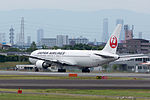 Japan Airlines, B767-300, JA8986 (17976400904).jpg