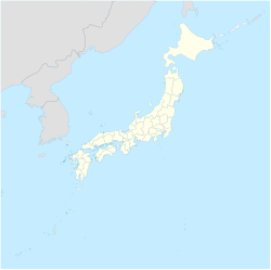 Kanuma is located in Japani