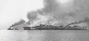 300px japanese battleship tosa