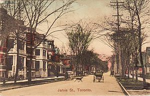 Jarvis Street - Jarvis Street, 1909