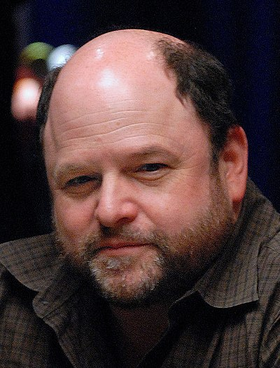 Jason Alexander, American stand-up comedian and actor