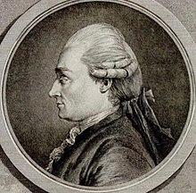 Grétry, 1772 (Jean-Michel Moreau). (Quelle: Wikimedia)