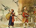 Jean Baptiste Debret - Oficial da corte, 1822.jpg