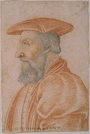 Jean, Cardinal of Lorraine - Image: Jean de Lorraine