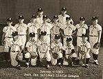 Jeb Bush with baseball team, the Braves 1964 (2893).jpg