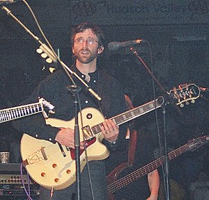 Jeff Holdsworth - Holdsworth, in Albany, 2003