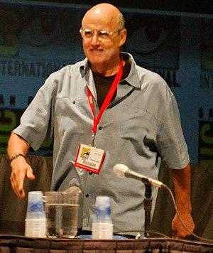 English: Jeffrey Tambor At The 2010 San Diego ...