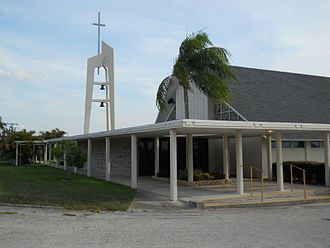 Jensen Beach, Florida - Jensen Beach Community Church