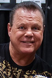 "Jerry ""The King"" Lawler w 2015"