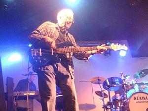 Jerry Scheff - Jerry Scheff in 2013
