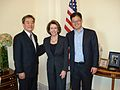Jerry with Harry Wu and Nancy Pelosi (2387719800).jpg